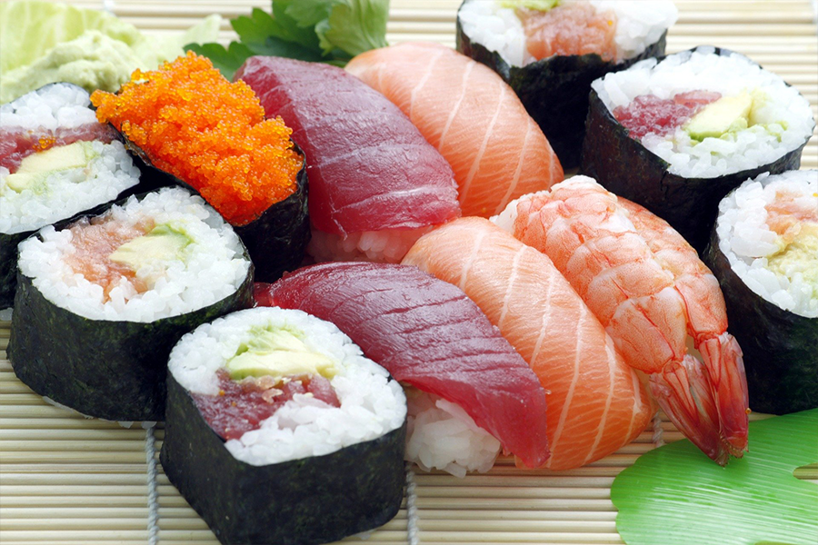 For The Adventurous – Exotic Types Of Sushi